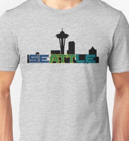 Seattle Sports Unisex T-Shirt