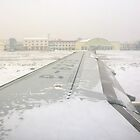 Harbin Airport - Christmas 2009 by Woofess