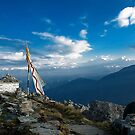 The Nature at 14000 feet by Mukesh Srivastava