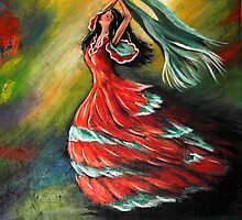 Dance of Love by Pamela Plante