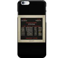 8-bit Life Cycle iPhone Case/Skin