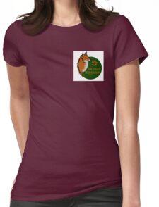 Fox Trust Foundation Logo Womens Fitted T-Shirt