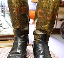 Sheriff Cy Bingham's Boots by Marylamb