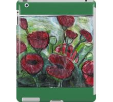 Roses In Bloom iPad Case/Skin
