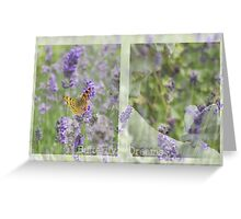 Butterfly Dreams - JUSTART © Greeting Card