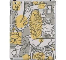 It's Nice To Be Home iPad Case/Skin
