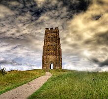 Glastonbury Tor by Dave Hayward
