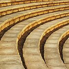&#x27;Talons&#x27; (amphitheater abstract) by Laurie Minor