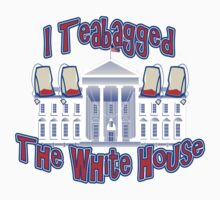 I Teabagged the White House Tea Party by gleekgirl