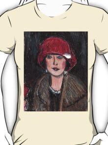 The Red Hat 1920's #1 in a Series T-Shirt