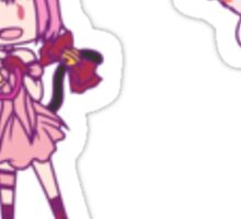 Mew Ichigo + Masha Stickers Sticker