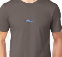 Minimalist Shark Unisex T-Shirt