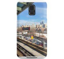 Chicago Chinatown L Stop Samsung Galaxy Case/Skin