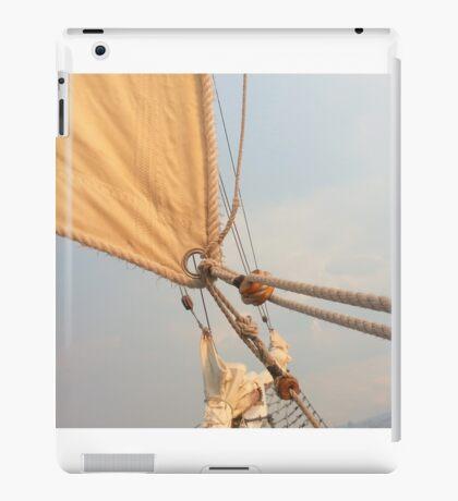 Holding Fast iPad Case/Skin