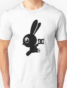 Make your own luck bunny shirt T-Shirt