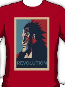 "Monkey D. Dragon ""Revolution"" Design T-Shirt"