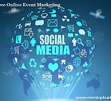 Free Online Event Marketing with Eventupload.io by planetplastics