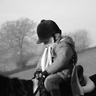 Christmas day, horse riding...  by Victoria  Jarrett