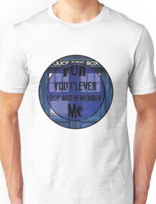 Doctor who - Clara Oswin Oswald Unisex T-Shirt