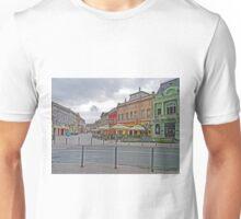 Street Scene, Novi Sad, Serbia Unisex T-Shirt