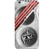 Stationary Life iPhone Case/Skin