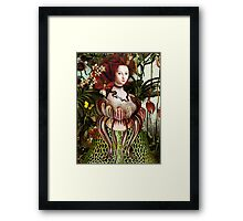 Miss Eve Framed Print