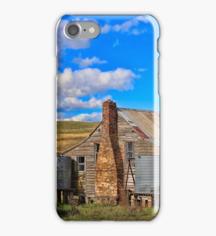 Old Australia iPhone Case/Skin