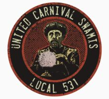 United Carnival Swamis (Sticker) by Bronzarino