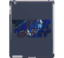 Aqua / Azura's Song iPad Case/Skin