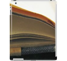 The Pages of Time iPad Case/Skin