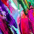 The Joy Of Abstract by Angela  Burman