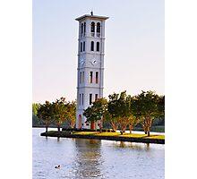 Furman University Bell Tower Photographic Print