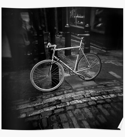 Holga Bike Poster