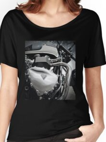 Triumph Bonneville Women's Relaxed Fit T-Shirt