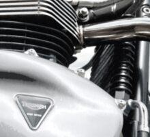 Triumph Bonneville Sticker