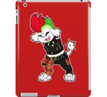 Punk Poodle iPad Case/Skin