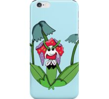 Simple Florges For Kids iPhone Case/Skin