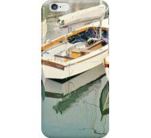 Three Little Boats iPhone Case/Skin