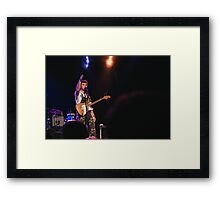 Mac Demarco Live 2 Framed Print