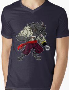 Salty Dog Mens V-Neck T-Shirt