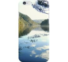 Reflecting on The Pieman iPhone Case/Skin