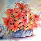 Tea and Flowers by bevmorgan
