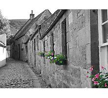 Cobbled Lane Photographic Print