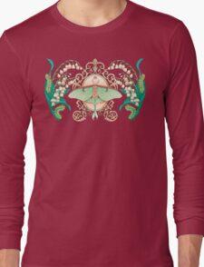 Moon Moth Long Sleeve T-Shirt