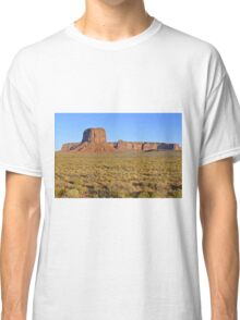 Morning in Monument Valley Classic T-Shirt
