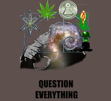 Thinking Primate Questions Everything Long Sleeve T-Shirt