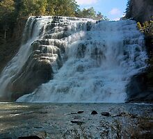 Ithaca Falls View #2 by AlGrover