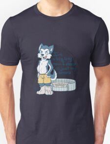 Big boy husky. T-Shirt