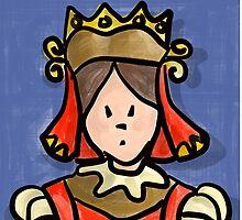 The Card Queen by elledeegee