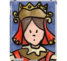 The Card Queen iPad Case/Skin